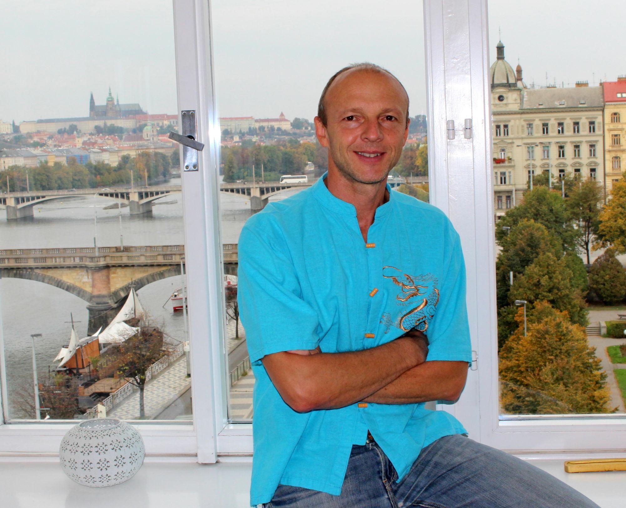 Martin Řezníček - terapeut TCM